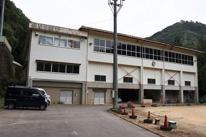徳島県ハレとケ デザイン舎で軽キャンピングカー車中泊
